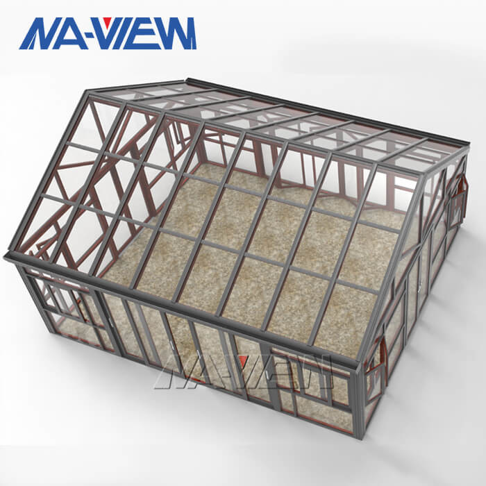 ps26197607 aluminum glass prefabricated screened porch electrophoresis roof design